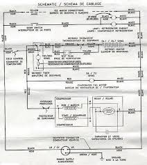 whirlpool fridge thermostat wiring diagram wiring diagram whirlpool double door refrigerator wiring diagram jodebal
