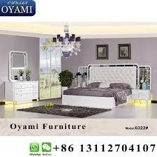 Wholesale New Italian luxury design fancy bed frame bedroom ...