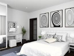 ultra modern master bedrooms.  Modern Ultra Modern White Bedroom Abstract Art Throughout Modern Master Bedrooms