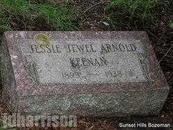 Jessie Jewel Arnold Keenan (1893-1938) - Find A Grave Memorial