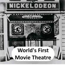 Nickelodeon me Me Movie World's Theatre First Meme On