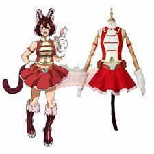 Bnha Height Chart Us 66 0 Anime My Hero Academia Boku No Hero Akademia Wild Wil Pussycats Mandalay Shino Sosaki Cosplay Costume Outfit Halloween Costume On Aliexpress