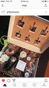 diy valentines gift baskets for him
