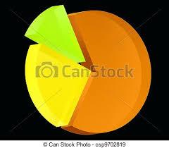 Transparent Pie Chart Simple Transparent Pie Chart