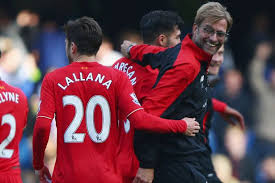 Image result for philippe and Klopp