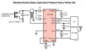 component, ltc3108 ultralow voltage step up converter and power wiring up a light transformer at Wiring Up A Transformer