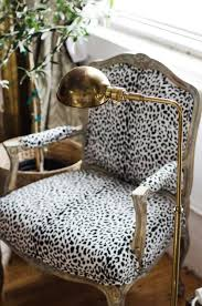 Drawn leopard skin furniture Pencil and in color drawn leopard