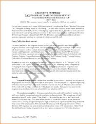 Gallery Of Affordable Price Write Executive Summary Sample Resume