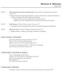 Cna Sample Resume Template With No Experience For Certified Nursing