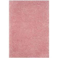 polar light pink 7 ft x 9 ft area rug