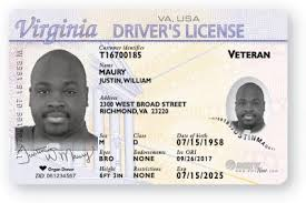 Veteran Of Indicator Services Department Veterans Virginia License