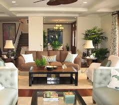 tropical living rooms: noela honolulu hawaii tropical living room