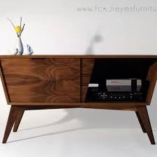 walnut media console. Simple Walnut Hand Crafted Bad Larry Walnut Media Console By Foureyes  CustomMadecom For
