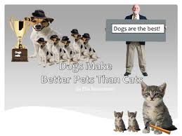 persuasive essay introduction ppt video online  by ella berendzen dogs are the best  in my essay i will