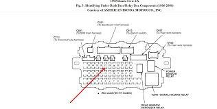 honda civic fuse diagram wiring diagrams online