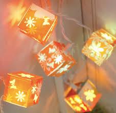 Summer DIY: Paper Lantern String Lights