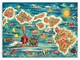 of hawaii prints paintings wall art
