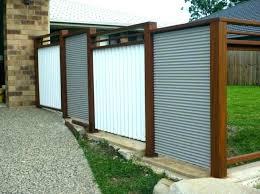 diy metal fence corrugated metal fence diy metal fence art