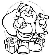 Small Picture Merry Christmas Coloring Page Gifts Christmas Coloring pages of