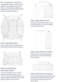 fold fitted sheet sheridan website how to fold a fitted sheet organize me