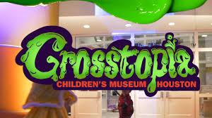Halloween Grosstopia at the Children's Museum of Houston