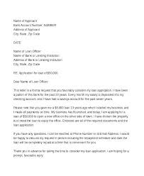 Bank Loan Template Confirmation Letter Sample