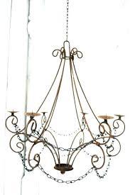 astonishing candle chandelier non electric b1539208 chandeliers dining room candle chandelier electric lighting