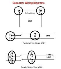wiring diagram for motor capacitor the wiring diagram dual capacitor motor wire diagram nilza wiring diagram
