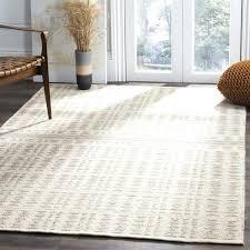 safavieh kilim rug hand woven ivory light grey wool rug safavieh natural kilim dhurrie natural ivory