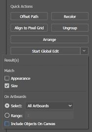 Adobe Illustrator Cc 2019 Global Edit