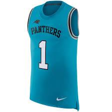 Top Rush Blue Carolina Number Panthers Newton Name Player Tank Color Cam Nike amp; acefefeada|San Francisco 49ers News, Images, And Extra
