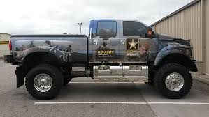 Army Strong: 4x4 Crew Cab | F650 Supertrucks