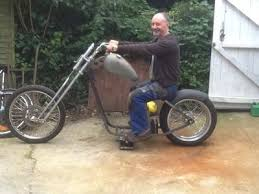 me on the hardtail rolling chassis it s a cheap hardtail frame i