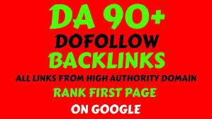 Dofollow backlinks | Legiit
