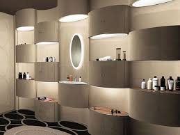 Suspended Bathroom Cabinet With Doors Gorgeous Bathroom Cabinet Design