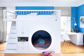 cool bunk bed for boys. 10 Modern Kids Rooms With Not-Your-Average Bunk Beds Cool Bed For Boys P