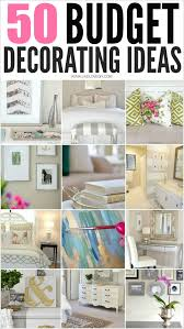 Small Picture 50 Budget Decorating Tips You Should Know LiveLoveDIY home