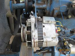 tractor alternator wiring diagram the wiring basic ford tractor wiring bolens wire diagram