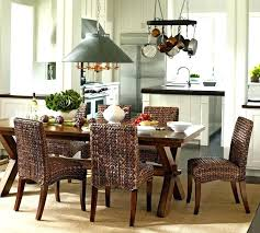 rattan dining room chairs simple innovative table and for your ideas 915 823
