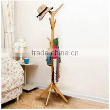 Hat Tree Coat Rack Interesting Bamboo Hat And Coat Rack Stands Clothes Tree Hanger Coat Rack Home