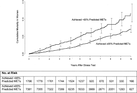 Exercise Stress Test Mets Chart External Prognostic Validations And Comparisons Of Age And