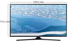 Physical Features. Samsung 55 Inch 4K UHD Smart LED TV - 55KU7000 | Souq UAE