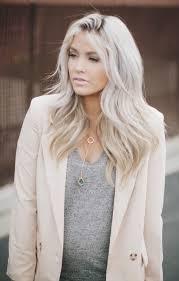 The Cool Tone Blonde Hair