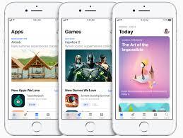 Ios 11 Design Guide Apple Reveals Redesigned App Store For Ios 11 With Design