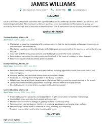Banking Skills For Resume Resume Skills For Bank Teller Bank Teller Resume Sample Resumelift 13