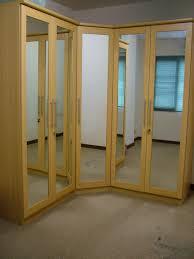 Mirrored Bifold Closet Doors — Home Designs Insight : Bifold Closet ...