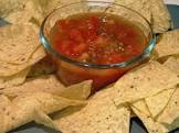 babychops  famous salsa