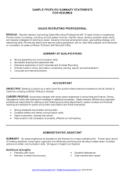 Sales Representative Objective Resume Sample Elegant Of Senior Job