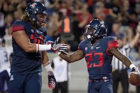 Arizona Football Projecting The Wildcats 2017 Offensive