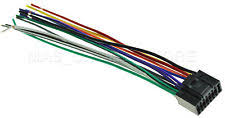 jvc car audio and video wire harness for sale ebay JVC Car Stereo Wire Colors wire harness for jvc kd r610 kdr610 *pay today ships today*